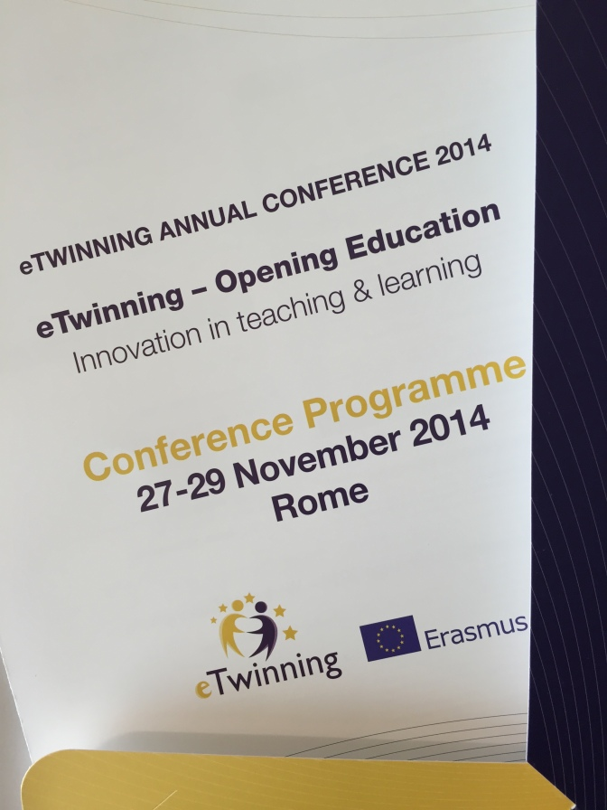 eTwinning Annual Conference 2014 – Roma